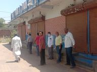 જેઠોલીમાં કોરોનાના 18+ કેસો થતાં 3 દિ'નું સ્વૈચ્છિક લોકડાઉન|બાલાસિનોર,Balasinor - Divya Bhaskar