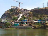 સતત બીજી ચૈત્રી નવરાત્રિ દરમિયાન પાવાગઢ મંદિર 12થી 28 એપ્રિલ સુધી બંધ, ભક્તોને માચી સુધી પણ નહીં જવા દેવાય|ગોધરા,Godhra - Divya Bhaskar
