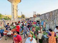 ઉત્તર ગુજરાતમાં કોરોનાના 250 કેસ, 2 મોત, માલપુરની શિક્ષિકાનું કોરાનાથી બુધવારે મોત|હિંમતનગર,Himatnagar - Divya Bhaskar