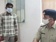 તરિયાવેરીમાં પતિએ પત્નીની ગળે ટૂંપો આપીને હત્યા કરી, પોલીસે હત્યારા પતિની ધરપકડ કરી ઘોઘંબા,Ghoghamba - Divya Bhaskar