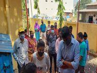 વાંસદામાં એક જ દિવસમાં 32 કેસ|નવસારી,Navsari - Divya Bhaskar