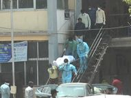 બનાસકાંઠા જિલ્લામાં કોરોના સંક્રમણ યથાવત, છેલ્લાં 10 દિવસમાં સાત મોત, 600થી વધુ એક્ટિવ કેસ|પાલનપુર,Palanpur - Divya Bhaskar