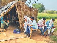 રાજસ્થાનના 150 ગામના 8 હજાર સાઇબર ઠગ રોજ 2.4 કરોડ રૂપિયા લૂંટી રહ્યાં છે, ઝૂંપડીમાં કૉલ સેન્ટર|ઈન્ડિયા,National - Divya Bhaskar