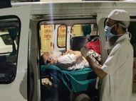 નસવાડીના દર્દી દવાખાનામાં મુશ્કેલી ભોગવ્યાને 1 વર્ષ પૂર્ણ થયા બાદ સ્વસ્થ નસવાડી,Nasvadi - Divya Bhaskar