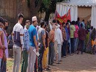 કવાંટના વેપારીઓને ફરજિયાત કોરોનાનો ટેસ્ટ કરાવવા તંત્ર દ્વારા 4 દિવસથી કવાયત કવાંટ,Kavant - Divya Bhaskar