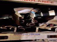 મોરબી સિવિલમાં મધરાતે RMOએ ઓક્સિજન સિલિન્ડર ઉતારી દીધા|મોરબી,Morbi - Divya Bhaskar