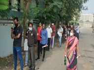 નવસારીમાં એક જ દિવસે રેકર્ડ બ્રેક કોરોનાના 47 કેસ|નવસારી,Navsari - Divya Bhaskar