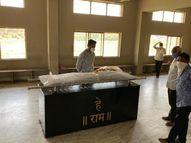 કોરોનાથી મોતનું તાંડવ,24 કલાકમાં રેકોર્ડબ્રેક 59 દર્દીના મોત, બપોર સુધીમાં 248 કેસ નોંધાયા,જિલ્લાના 27 તલાટી સંક્રમિત|રાજકોટ,Rajkot - Divya Bhaskar