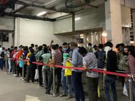 રાજકોટમાં દર્દીઓને રેમડેસિવિર આપવા પડે તો તબીબો જ સંપર્ક કરે, હેલ્પલાઇન નંબર જાહેર, ખાનગી હોસ્પિટલોને 3000 ઇન્જેક્શન અપાયા|રાજકોટ,Rajkot - Divya Bhaskar
