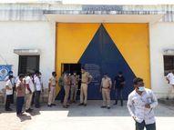 માંગરોળની સબ જેલનાં 29 કેદીમાંથી 14ને કોરોના પોઝિટીવ જુનાગઢ,Junagadh - Divya Bhaskar