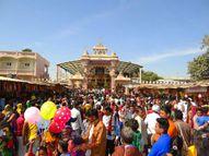 પાટણ જિલ્લામાં જાહેરમાં સત્કાર સમારંભ, ધાર્મિક કાર્યક્રમ અને મેળાવડા યોજનવા પર પ્રતિબંધ પાટણ,Patan - Divya Bhaskar