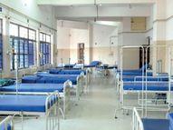 અમદાવાદના GMDCમાં ઑક્સિજન સાથે 900 બેડની હોસ્પિટલ ઊભી કરાશે: રૂપાણી|ગાંધીનગર,Gandhinagar - Divya Bhaskar