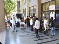 શહેરો બેહાલ, ગામડાં મરણપથારીએ, કેસોની સંખ્યા વધવાને પગલે ગામડાંની આરોગ્ય સેવાઓની કલ્પના કરવી મુશ્કેલ|ગાંધીનગર,Gandhinagar - Divya Bhaskar