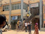 પાલનપુરના માનસરોવર સ્મશાનમાં 13 દિવસમાં 16 મૃતદેહોને અંતિમ સંસ્કાર અપાયા, પાલનપુર 23, ડીસા 14,સિવિલમાં 178 બેડ કરાયા|પાલનપુર,Palanpur - Divya Bhaskar