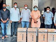નવસારીમાં વધુ 44 કેસ નોંધાયા, 18 ને રજા અપાઈ|નવસારી,Navsari - Divya Bhaskar