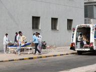 ગંભીર દર્દીને અડધી રાતે ઉઠાડીને અન્ય હોસ્પિટલમાં રવાના કરી દીધા, રોજના 450થી વધુ દર્દીઓ આવે છે અમદાવાદ,Ahmedabad - Divya Bhaskar