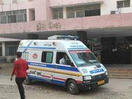 ભાવનગરમાં GPS સાથે એમ્બ્યુલન્સ સજ્જ, કોરોનાને માત આપવા માટે સર.ટી. હોસ્પિટલ-108ની દર્દીને સુવિધા મળે તેવી તૈયારી|ભાવનગર,Bhavnagar - Divya Bhaskar
