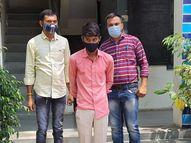 અમદાવાદની સેવીયર હોસ્પિટલના સ્ટાફ મેમ્બરે જ બોગસ ડોક્યુમેન્ટથી 30 ઇન્જેક્શનો લીધા, ક્રાઇમ બ્રાન્ચને જાણ થતા ધરપકડ કરી|અમદાવાદ,Ahmedabad - Divya Bhaskar
