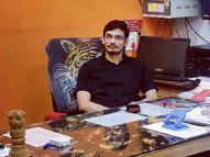 દેવગઢ બારિયાના ચીફ ઓફિસરે કોરોનાકાળમાં બન્ને ફરજ નિભાવી, દાદીની અંતિમક્રિયા આટોપીને કામગીરીમાં જોડાયા|દાહોદ,Dahod - Divya Bhaskar