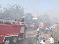 અમદાવાદમાં વર્ષ 2020-21માં આગના 1600 બનાવો બન્યાં, એક અબજ રૂપિયાથી વધુ નુકસાન થયું|અમદાવાદ,Ahmedabad - Divya Bhaskar