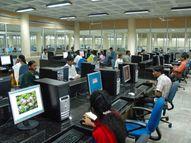 અમદાવાદ શહેરની તમામ ખાનગી ઓફિસ, કોમર્શિયલ એકમો અને સંસ્થાઓમાં 50 ટકા જ સ્ટાફ કામ કરી શકશે|અમદાવાદ,Ahmedabad - Divya Bhaskar
