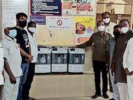 વાંસદા કોટેજમાં કોવિડ દર્દી માટે 70 બેડની વ્યવસ્થા કરાશે|વાંસદા,Vansda - Divya Bhaskar