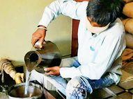 છોટાઉદેપુર જિલ્લાની 365 રેશનિંગની દુકાનોમાં કેરોસીનનો જથ્થો 30% જેટલો ઓછો ફાળવાયો નસવાડી,Nasvadi - Divya Bhaskar