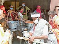 પાટણમાં જલારામ મંદિર ટ્રસ્ટે હોસ્પિટલમાં દાખલ દર્દીઓ માટે ફ્રી ટિફિન સેવા શરૂ કરી પાટણ,Patan - Divya Bhaskar