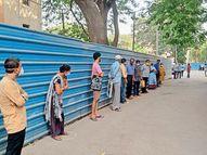 નવસારીમાં એપ્રિલના 14મા દિવસે હાઈએસ્ટ 58 કેસ, એક્ટિવ 318|નવસારી,Navsari - Divya Bhaskar