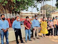 દર્દી સાથે નવસારીની હોસ્પિટલો પણ ઓક્સિજન પર|નવસારી,Navsari - Divya Bhaskar