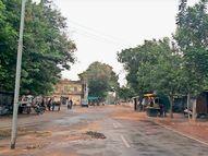 છોટાઉદેપુર જિલ્લામાં ભરઉનાળે માવઠું વીજળીના કડાકા ભડાકા સાથે વરસાદ|છોટા ઉદેપુર,Chhota Udaipur - Divya Bhaskar