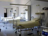 ખાનગી હોસ્પિટલોમાં ICUનાં માત્ર 25 બેડ અને 4 જ વેન્ટિલેટર ખાલી, શહેરમાં કુલ 355 બેડ જ બચ્યાં!|અમદાવાદ,Ahmedabad - Divya Bhaskar