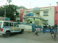 વેરાવળ GIDCમાં બેંકે સીલ કરેલી કંપનીમાંથી બે લાખના મુદ્દામાલની ચોરી કરી તસ્કરો ફરાર|વેરાવળ,Veraval - Divya Bhaskar