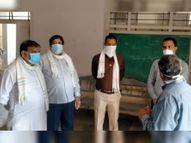 અમરેલીમાં પટેલ વિદ્યાર્થી આશ્રમમાં ઓક્સિજન સાથે કાેવિડ કેર સેન્ટર શરૂ થશે|અમરેલી,Amreli - Divya Bhaskar