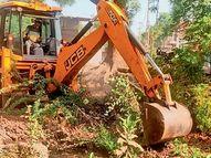 વડીયા GIDCની ફેક્ટરીઓ દ્વારા જાહેરમાં દુષિત પાણી છોડતા પંચાયતે નોટીસ ફટકારી|રાજપીપળા,Rajpipla - Divya Bhaskar