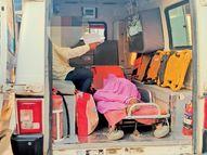દર્દીઓ વધતાં વેન્ટિલેટર માટે પણ વેઇટિંગ બનાસકાંઠામાં કોરોનાના 103 કેસ|પાલનપુર,Palanpur - Divya Bhaskar