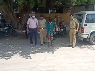 બે દિવસ પહેલાં થયેલી તારાપુરના યુવકની હત્યાનો ભેદ ઉકેલાયો, મિત્રે જ કરી હતી હત્યા|આણંદ,Anand - Divya Bhaskar