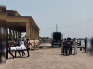 વેરાવળ શહેરમાં કોરોનાનો કહેર, અંતિમવિધી માટે 2 કલાકનું વેઇટિંગ|વેરાવળ,Veraval - Divya Bhaskar