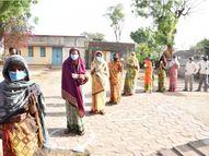 મોરવા(હ) વિધાનસભાની પેટાચૂંટણી નિરસ, 42.60% મતદાન|ગોધરા,Godhra - Divya Bhaskar