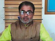 ધોરાજીના કોંગ્રસના MLA વસોયાએ અધિકારીઓની કામગીરીને બિરદાવી, કહ્યું- સરકારની ભૂલો છે પણ તેની ટીકા કર્યા વગર સાથ આપીએ|રાજકોટ,Rajkot - Divya Bhaskar