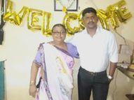 'કોરોના થતા માતાની સેવા માટે નિવૃતિ લીધી, હોસ્પિટલમાં આજીજી કરવા છતાં બેડ ન મળતા માતા ઘરે અંતિમ શ્વાસ સુધી આંખો સામે તરફડતી રહી' નવસારી,Navsari - Divya Bhaskar