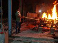 સાબરકાંઠામાં 49 કેસ, 9 કોરોના દર્દીના અંતિમસંસ્કાર કરાયાં|હિંમતનગર,Himatnagar - Divya Bhaskar