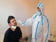 શહેર નજીકના ગામોમાં પોઝિટિવની સંખ્યા વધુ, દરેક ફળિયામાં તાવ, શરદી અને ઉધરસના દર્દીનો રાફળો ફાટ્યો|વલસાડ,Valsad - Divya Bhaskar