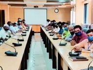 કોરોનાનું સંક્રમણ તોડવા રાજપીપલા ફરી ચાર દિવસ માટે સજ્જડ બંધ થશે|રાજપીપળા,Rajpipla - Divya Bhaskar