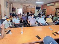 કોરોનાના 79 કેસ નોંધાતાં કુલ આંક 5199 પર પહોંચ્યો|ગોધરા,Godhra - Divya Bhaskar
