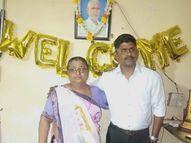 નવસારીમાં નિવૃત BSF જવાને પોતાની માતાને બચાવવા આરોગ્ય અધિકારીને 70થી વધુ ફોન કર્યા પણ અધિરકારીએ ફોન ઉપડવાની તસ્દી ન લીધી નવસારી,Navsari - Divya Bhaskar