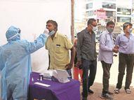 પોઝિટિવ કેસની સંખ્યા વધીને 85,451 પર પહોંચી ગઈ, મૃત્યુઆંક 1430 અને ડિસ્ચાર્જની સંખ્યા 72856 થઈ|સુરત,Surat - Divya Bhaskar
