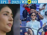 ચહલે સીઝનની પ્રથમ વિકેટ લીધી, તો પત્ની ધનશ્રીની આંખો ભીની થઈ ગઈ|સ્પોર્ટ્સ,Sports - Divya Bhaskar