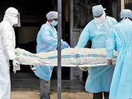રાજકોટમાં 24 કલાકમાં 67 દર્દીના મોત, કુલ કેસની સંખ્યા 26719 પર પહોંચી|રાજકોટ,Rajkot - Divya Bhaskar