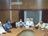 મુસ્લિમ સમાજની 6 હોસ્પિટલમાં કોરોના બેડની ક્ષમતામાં 1 હજારનો વધારો કરાશે|વડોદરા,Vadodara - Divya Bhaskar